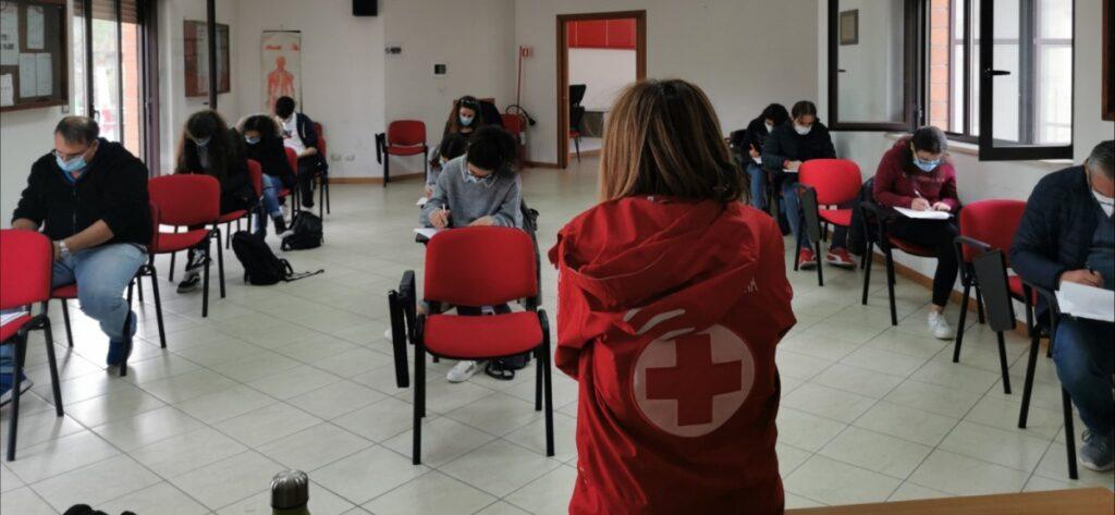 Concluso il Corso di Formazione per Volontari della Croce Rossa Italiana indetto dal Comitato di Sulmona.