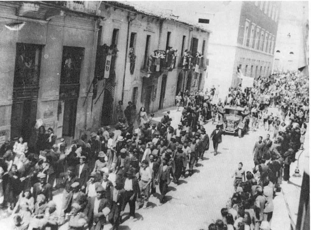 RIFONDAZIONE COMUNISTA RICORDA LA LIBERAZIONE DI TERAMO DAL NAZIFASCISMO NEL 77° ANNIVERSARIO – 14 GIUGNO 1944