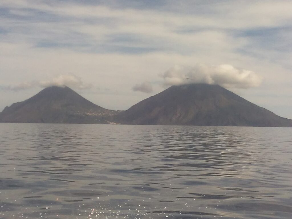 Le isole Eolie di Nicola F. Pomponio