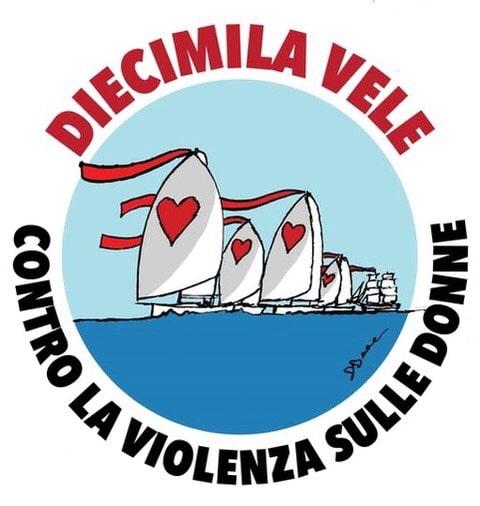 Giulianova. 10000 Vele contro la violenza sulle donne