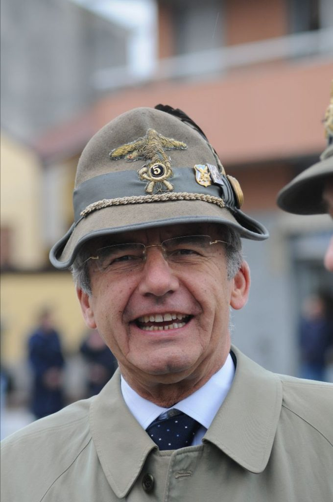 Ci ha lasciato Beppe Parazzini Presidente emerito dell'Ana