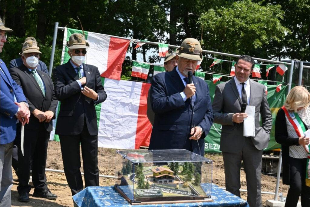 Sisma in Centro Italia: al via la costruzione dell'edificio ad Accumoli