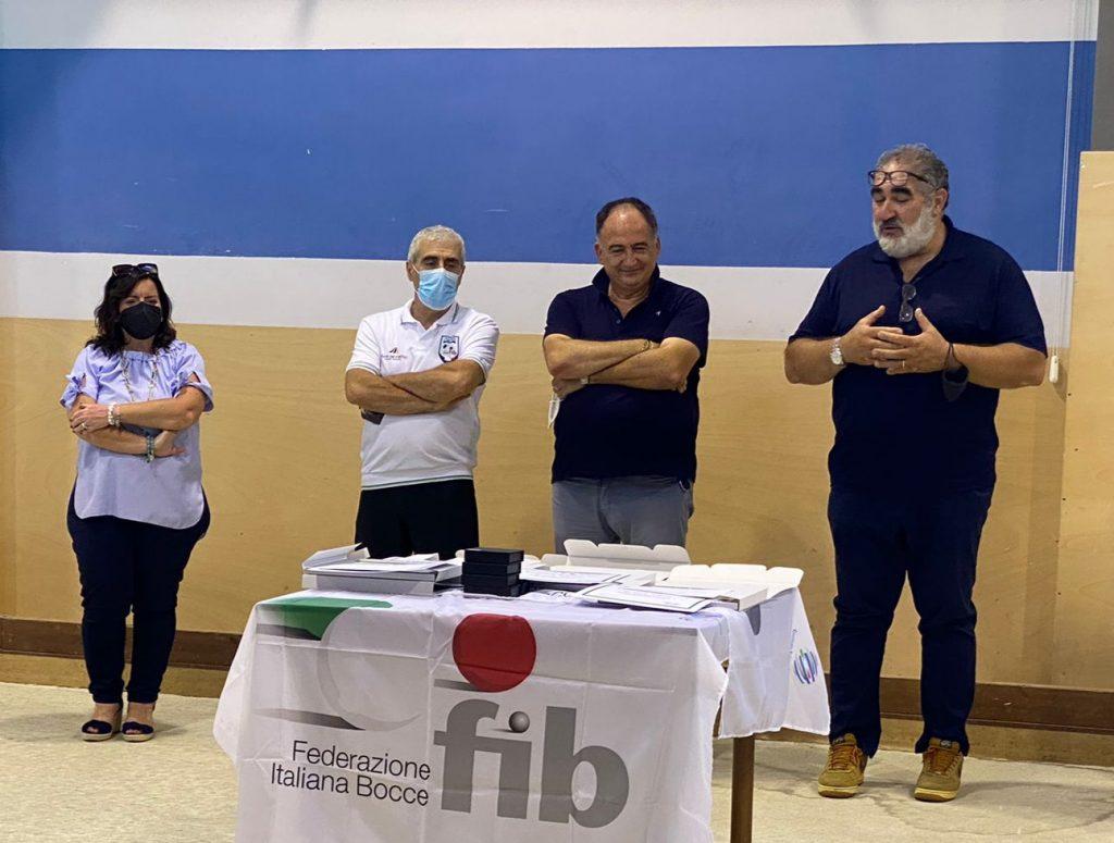 A Pescara i Campionati Regionali di bocce