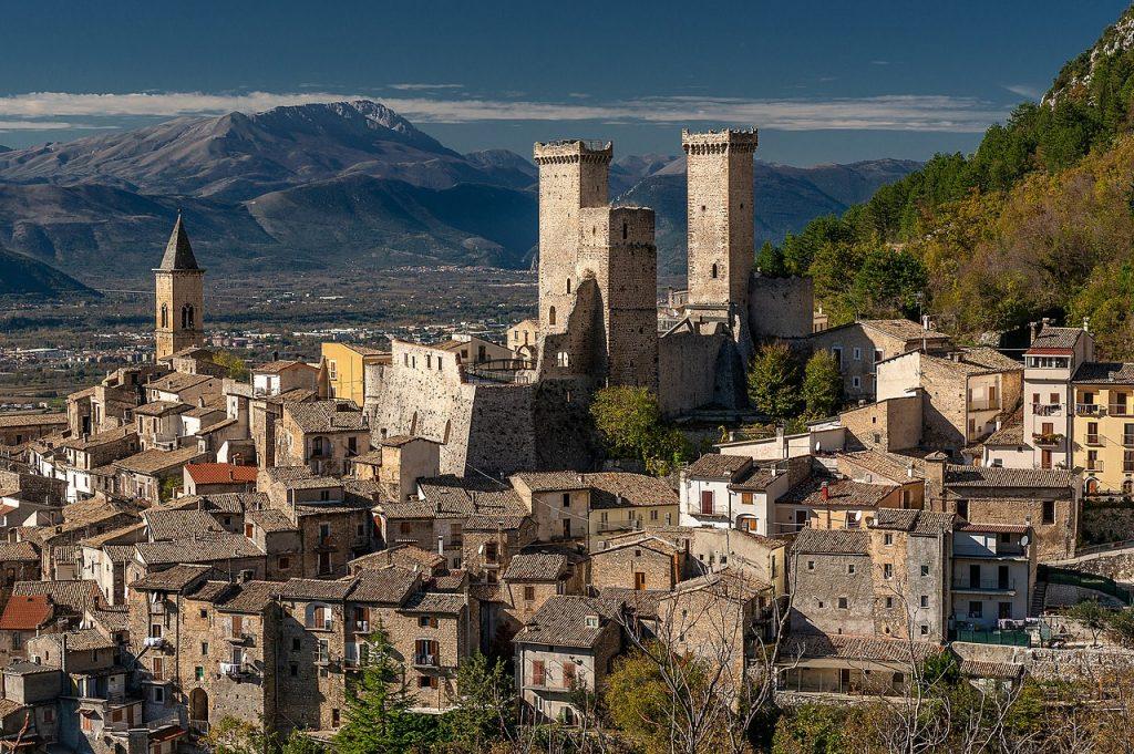 Wiki Loves Abruzzo – Wiki Loves Monuments in Abruzzo concorso fotografico gratuito, aperto a tutti, dal 1 al 30 settembre 2021