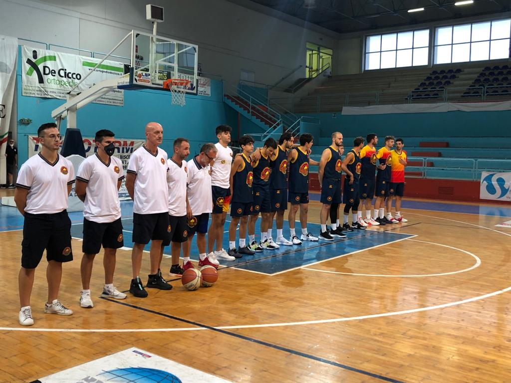 Giulianova. SuperCoppa LNP 2021: Giulia Basket Giulianova beffata a Bisceglie solo dopo due tempi supplementari