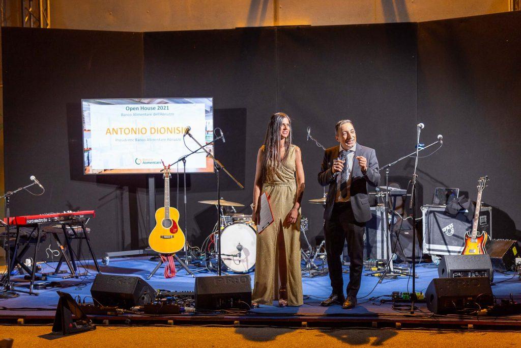 Pescara. OPEN HOUSE DEL BANCO ALIMENTARE ABRUZZO: LA GRATITUDINE  PER UN'OPERA ANCORA PIÙ VICINA AI BISOGNOSI NELLA PANDEMIA