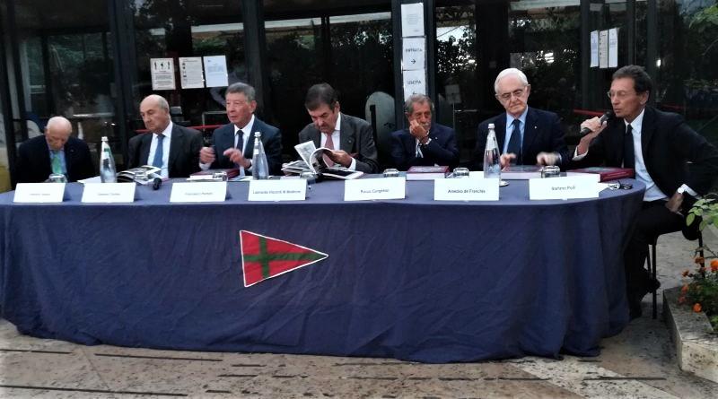 Al Circolo Esteri di Roma presentato il volume  dell'Amb. Gaetano Cortese sull'Ambasciata di Madrid