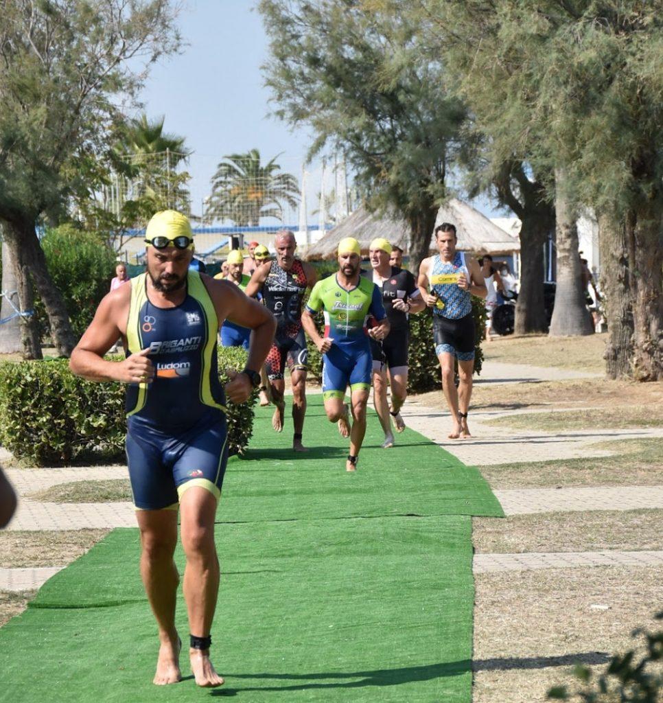 Giulianova. Successo per la prima edizione Triathlon – Città di Giulianova.