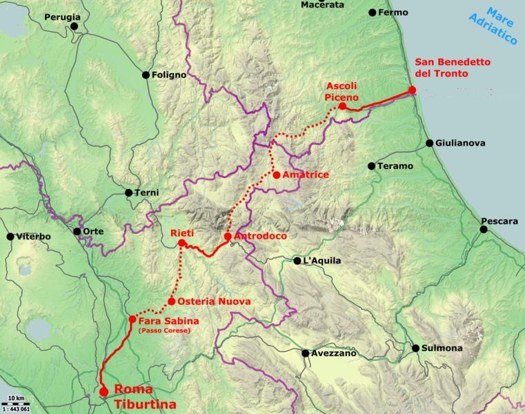 San Benedetto del Tronto. Coordinamento Ferrovia Salaria: ulteriore svolta per la Ferrovia Salaria, importantissimo l'interesse manifestato da RFI