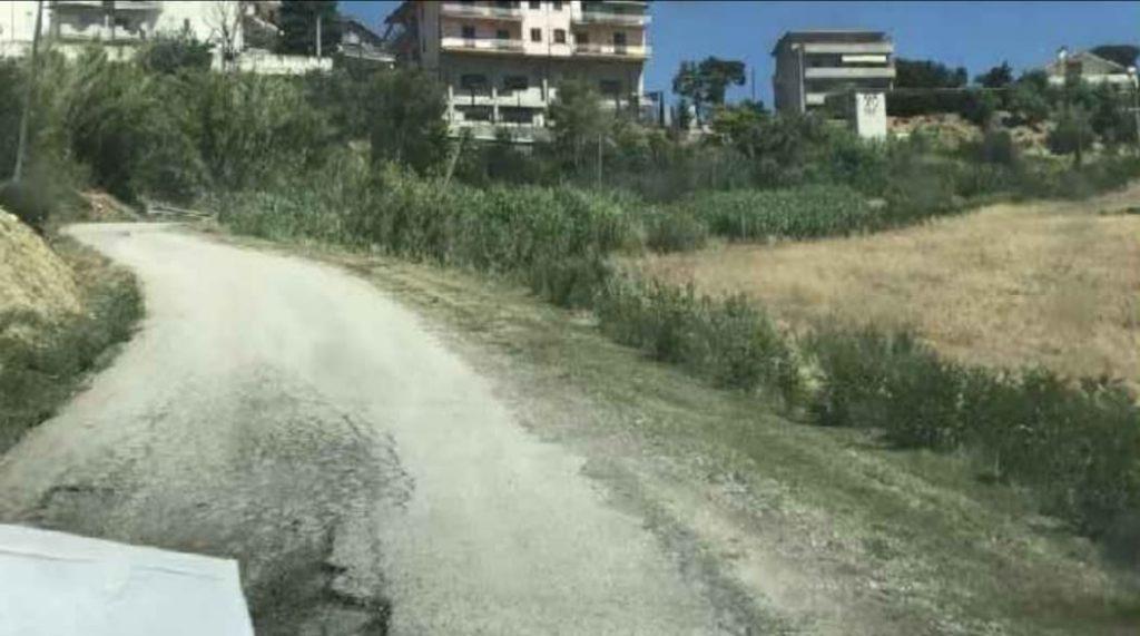 Atri. Strada comunale Casoli-Reille, approvato il progetto definitivo finanziato dalla Regione